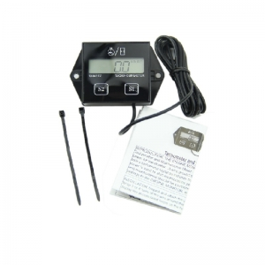 Tachometer for RPM telling